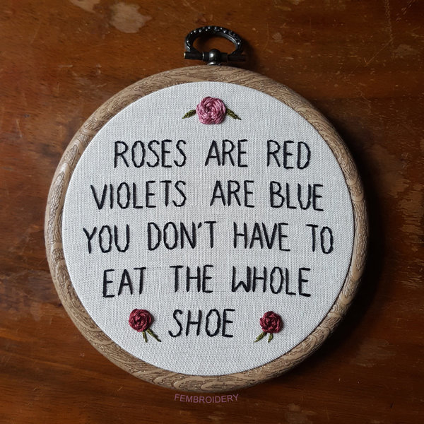Roses are Red 4